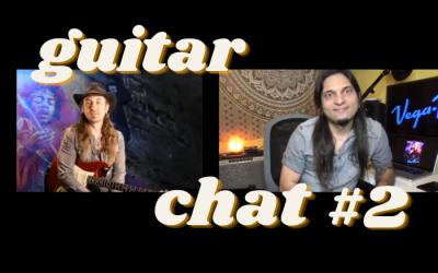 Guitar Chat #2: Ulrich Ellison