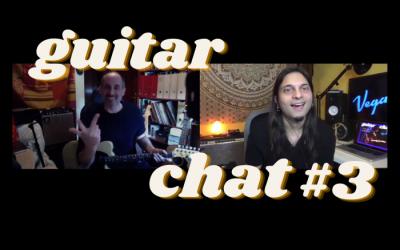 Guitar Chat #3: Julian Kanevsky