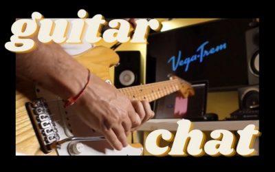 «Guitar Chat», ¡nueva sección en directo en YouTube!
