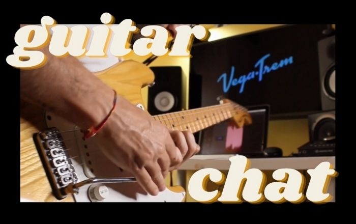 """Guitar Chat"", new YouTube live broadcast section!"