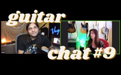 Guitar Chat #9: Susan Santos