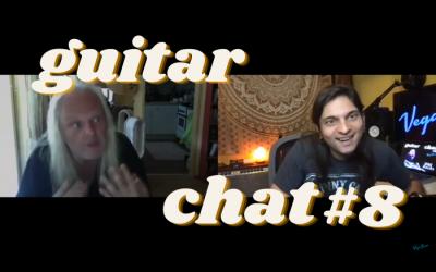 Guitar Chat #8: Helmut Bibl