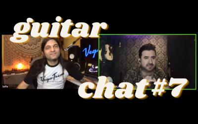 Guitar Chat #7: Jean Paul Bideau