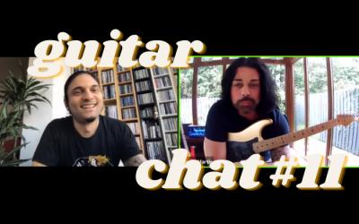 Guitar Chat #11: Neville James Martin