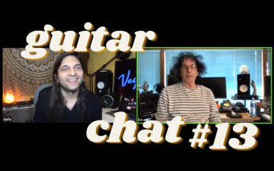 Guitar Chat #13: Ira Ingber