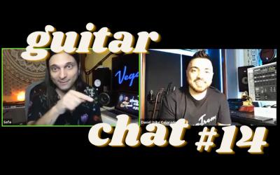 Guitar Chat #14: Daniel Uribe