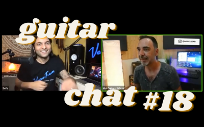 Guitar Chat #18: Moi Guitar