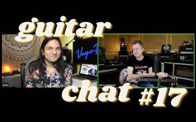 Guitar Chat #17: Simon McBride