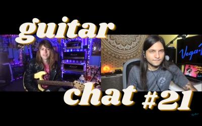 Guitar Chat #21: Ben Cote