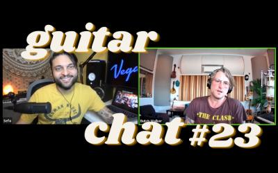 Guitar Chat #23: Butch Walker